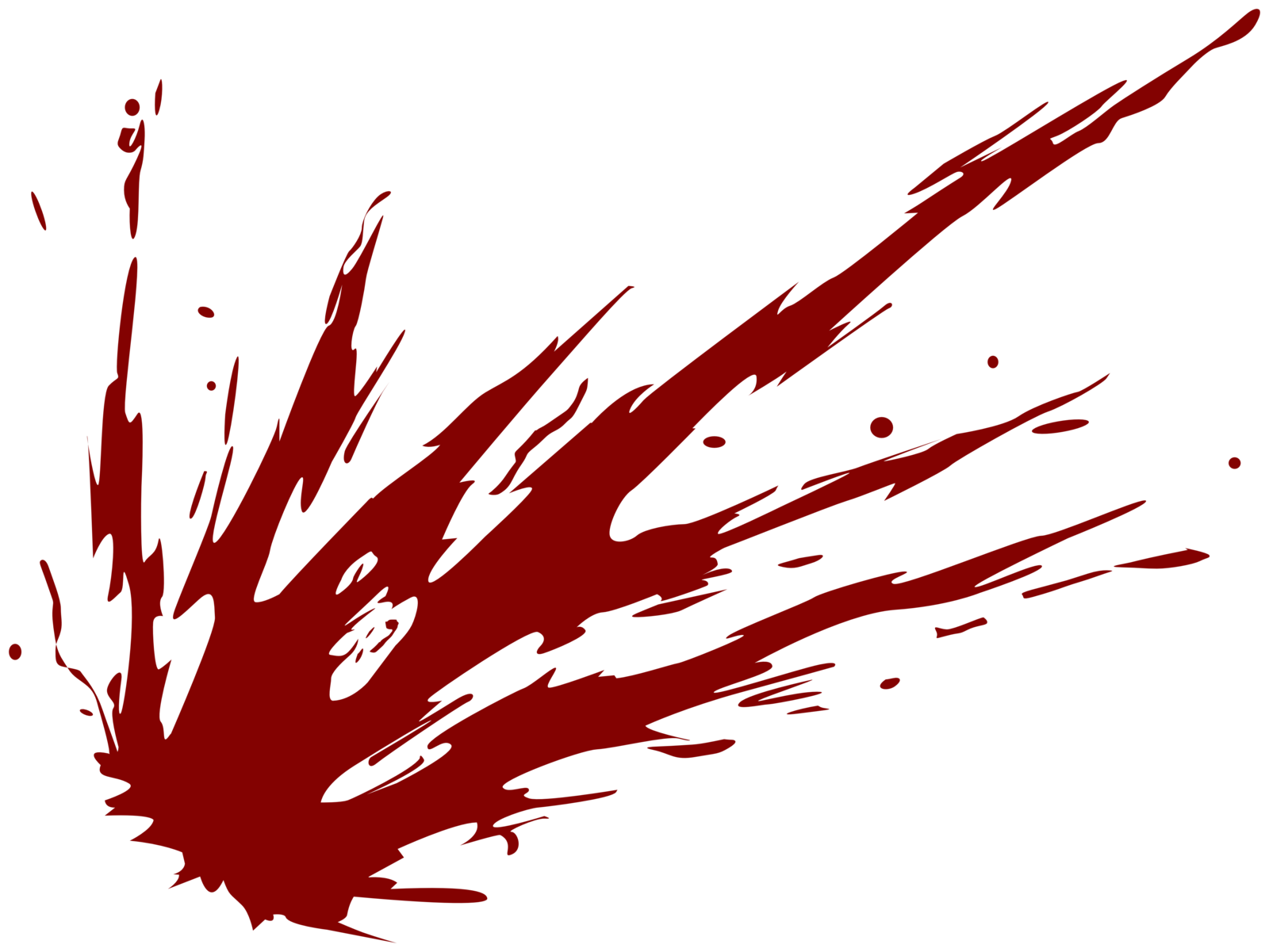 Blood Splatter Png - Cliparts.co