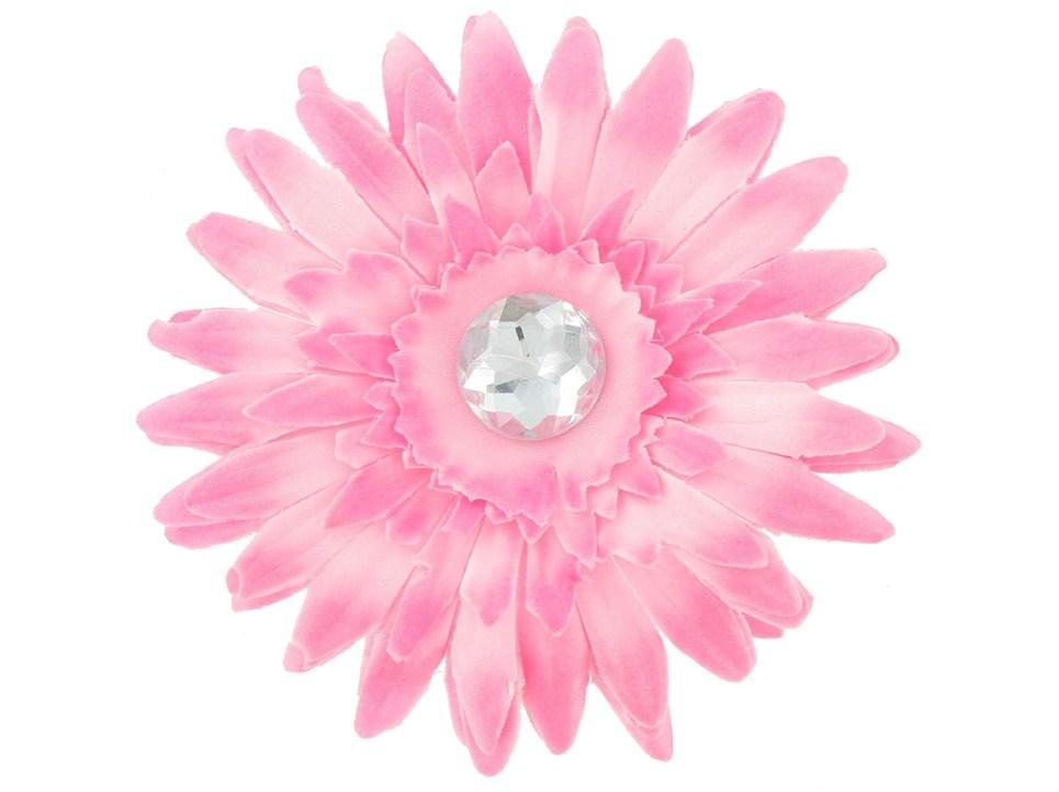 Pink Gerber Daisy Clipart