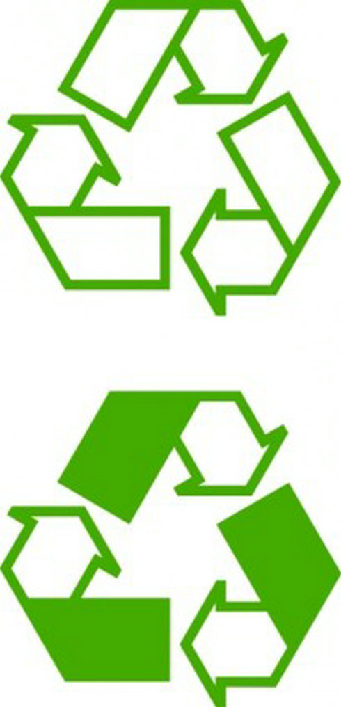 Recycle Icons Clip Art | Free Vector Download - Graphics,Material ...