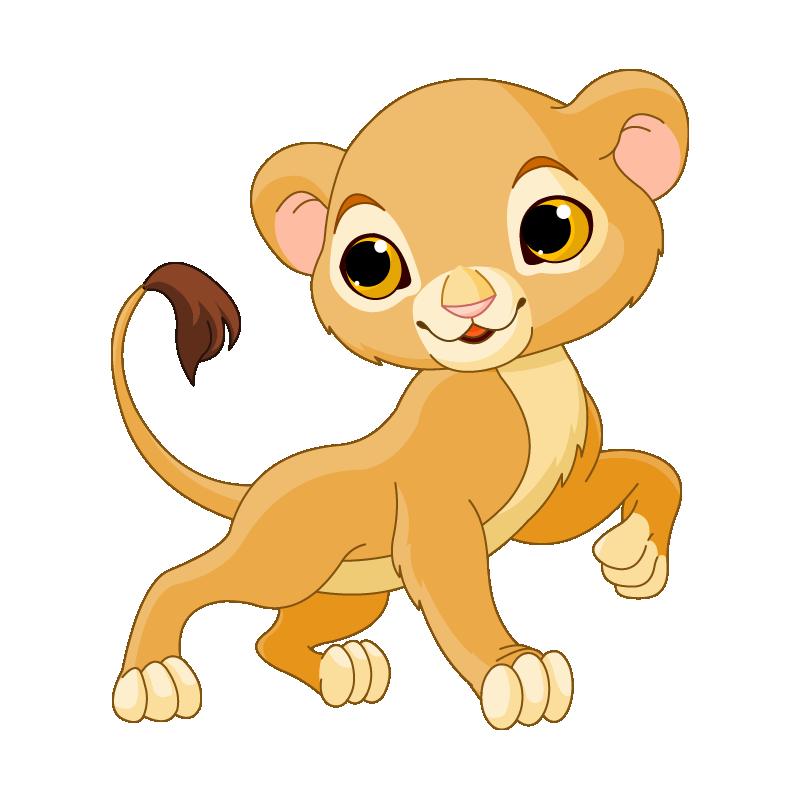 Lion King Dog Video