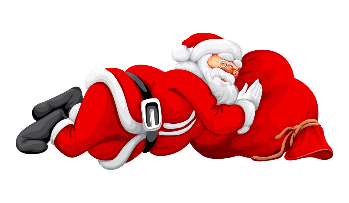 Xmas Stuff For > Merry Christmas And Happy New Year Clip Art Words