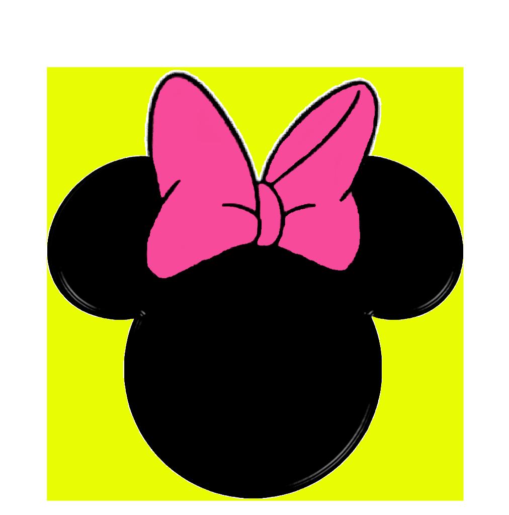 Mickey Mouse Head Clip Art - Cliparts.