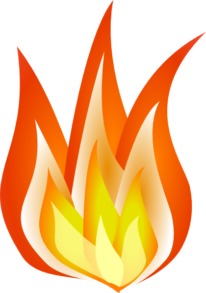 Fire Flame Art Click To View - ClipArt Best - ClipArt Best