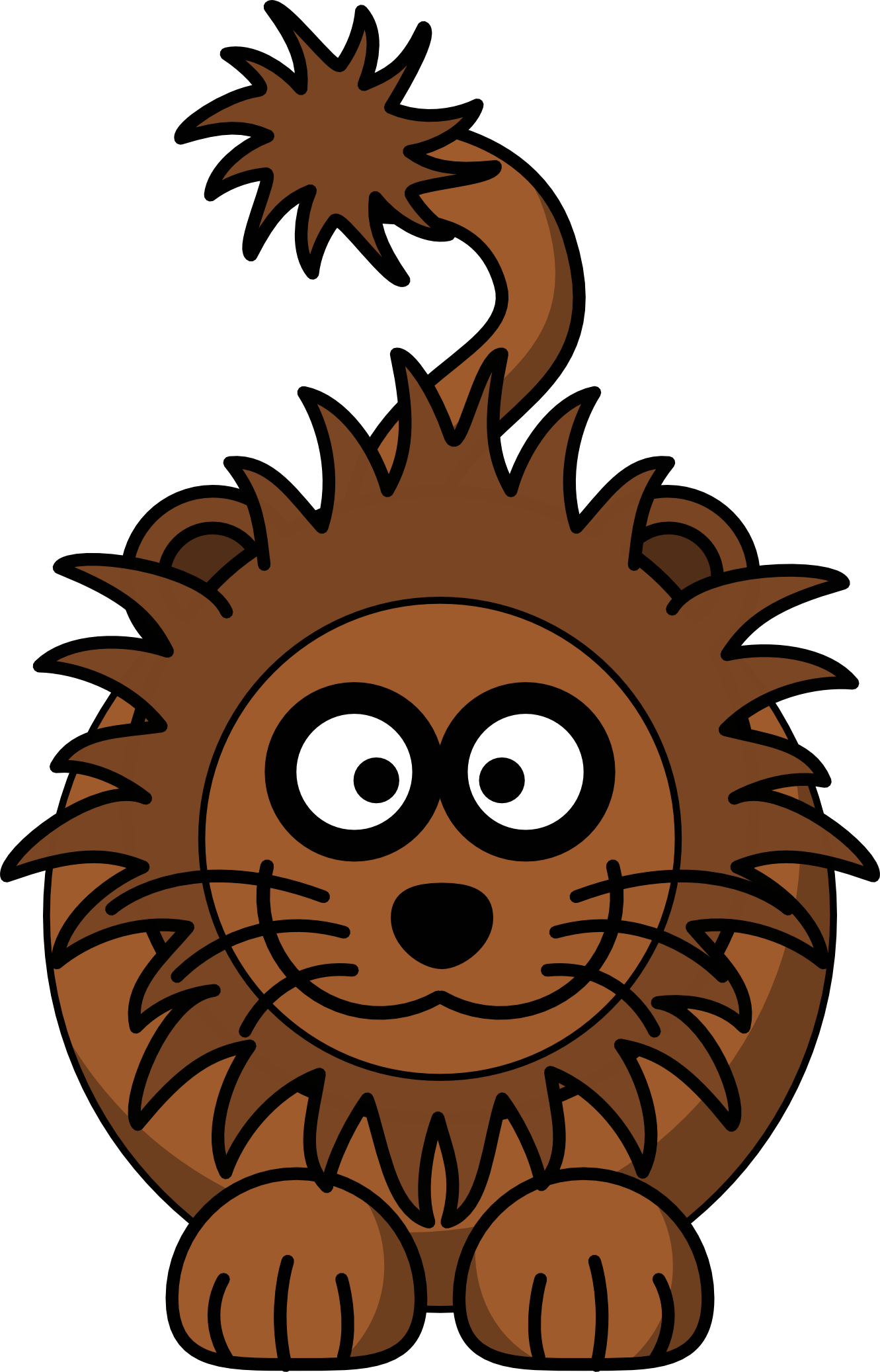 cartoon pictures of lion cliparts co