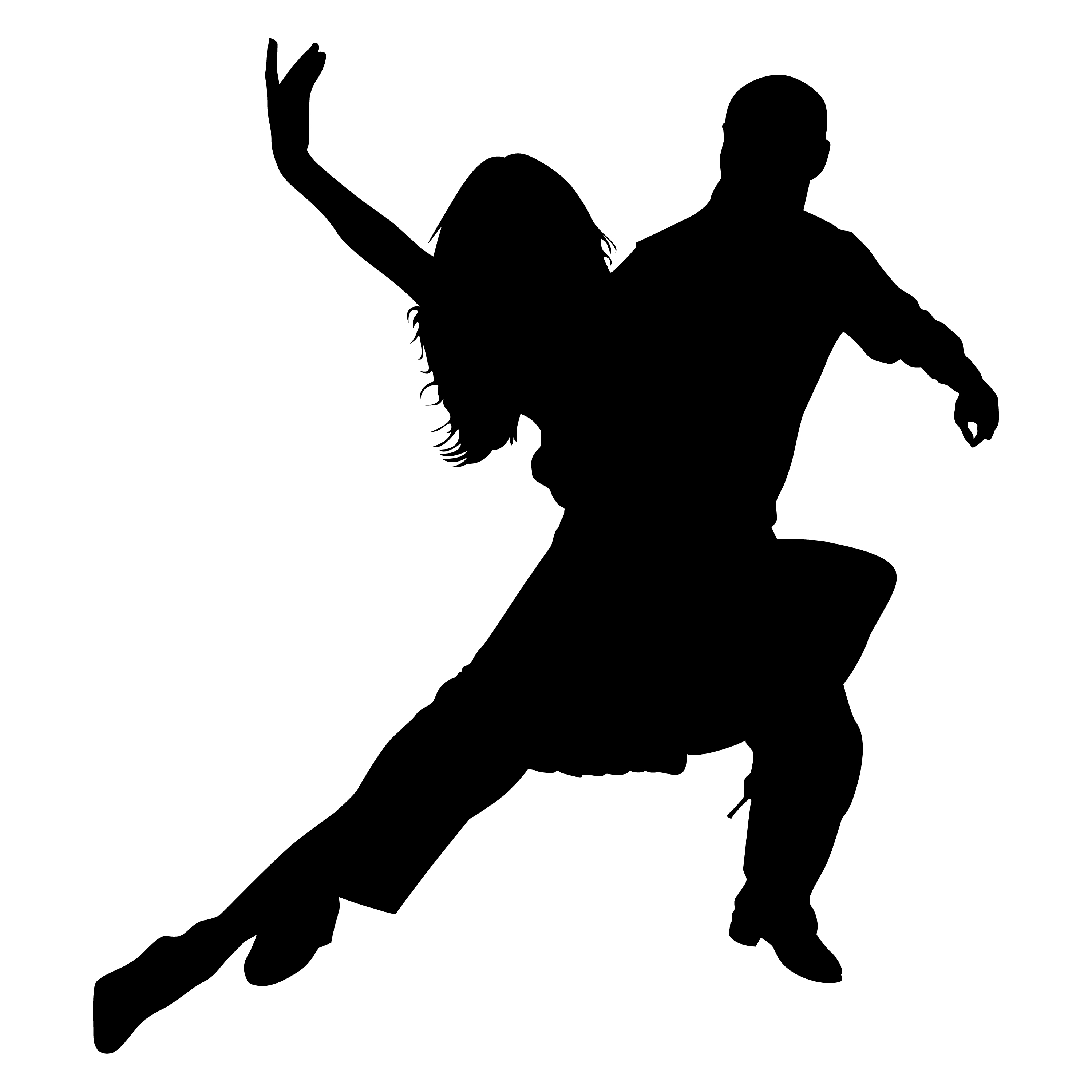 Images For > Ballroom Dance Silhouette Clip Art - Cliparts.co