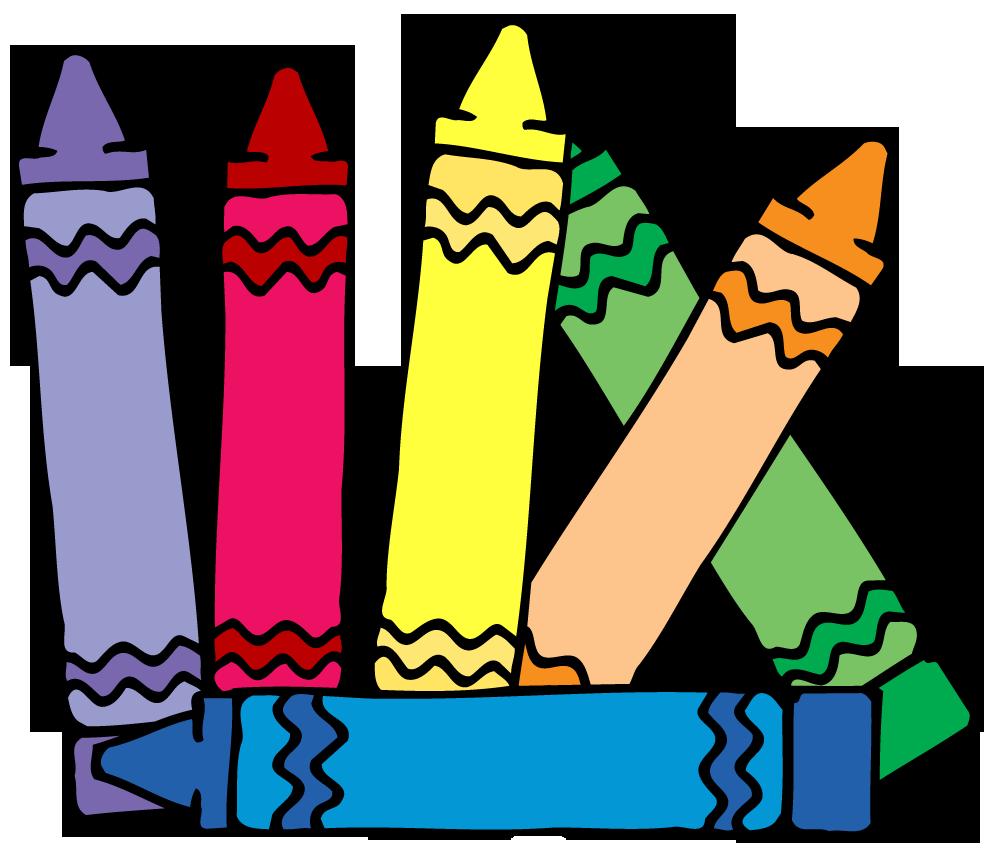 Crayon Border Clip Art Cliparts