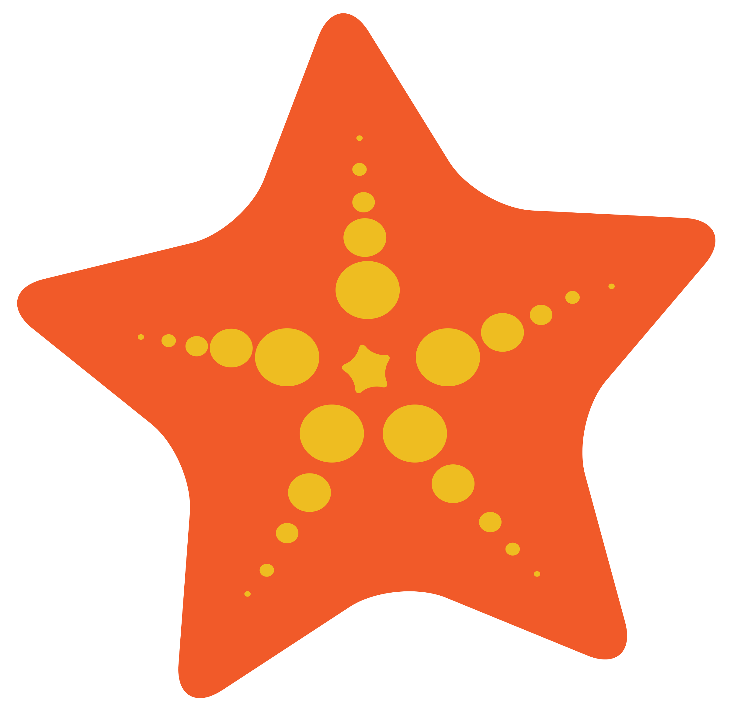 Starfish Painting | Clipart Panda - Free Clipart Images