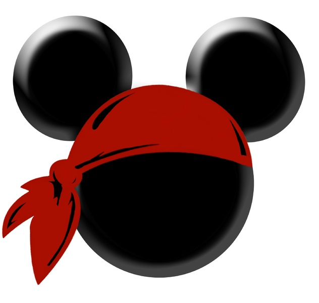 clipart mickey mouse ears - photo #25
