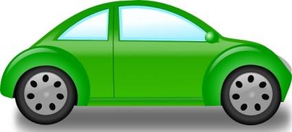 Beetle Car clip art - Download free Cartoon vectors