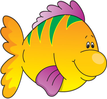 Yellow Fish Clip Art Yellow fish cli