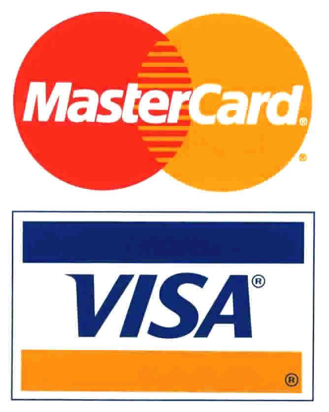 ผลการค้นหารูปภาพสำหรับ logo visa mastercard