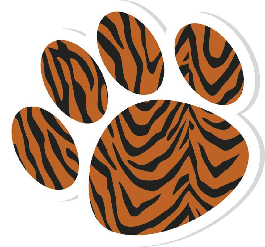 Tiger Paw Clip Art - Cliparts.co