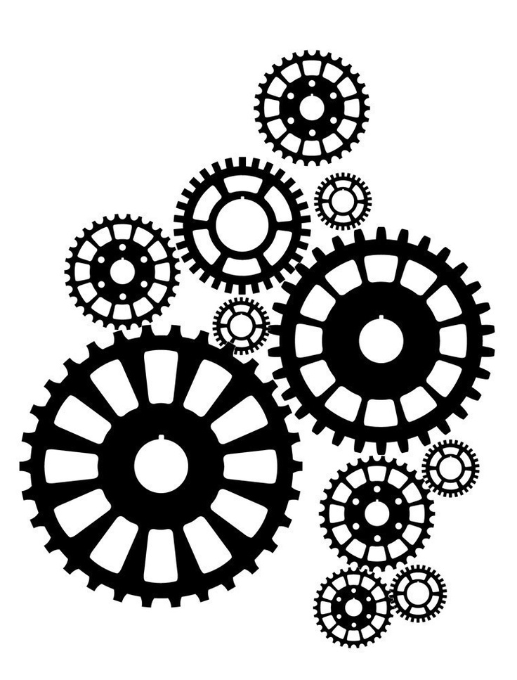 Cuba Para Banheiro Vermelha De Vidro moreover Stock Photo Bicycle Chain Seamless Vector Eps Image37508860 furthermore Gears Turning Blueprint Sketch Animation furthermore 6204427385 besides Lineart. on industrial gear clip art