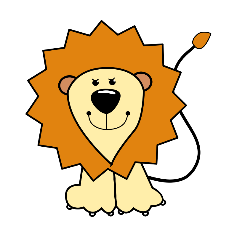 lion king clip art pictures - photo #10