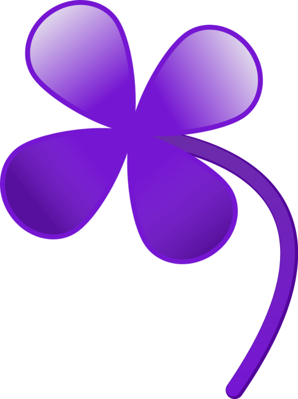 Leaf Clover Clip Art - Cliparts.co