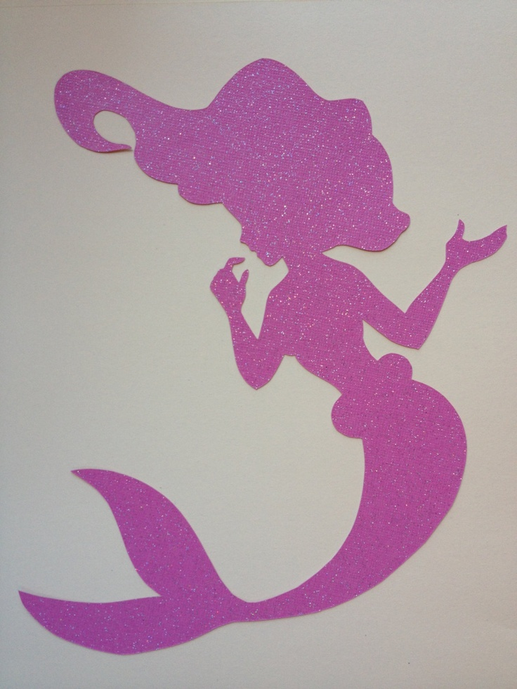 Little Mermaid Silhouette - Cliparts.co - 195.9KB