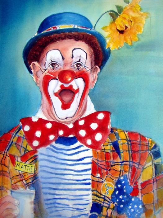 Pics For > Happy Clown