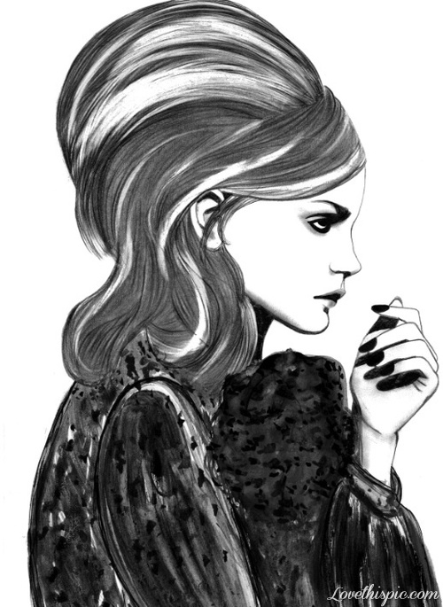 Korenelia Debosz Fashion Illustrations Pictures, Photos, and ...