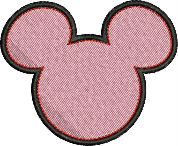 photo regarding Printable Minnie Mouse Head titled Minnie Mouse Bow Template - Clipartsco. Minnie Mouse Thoughts