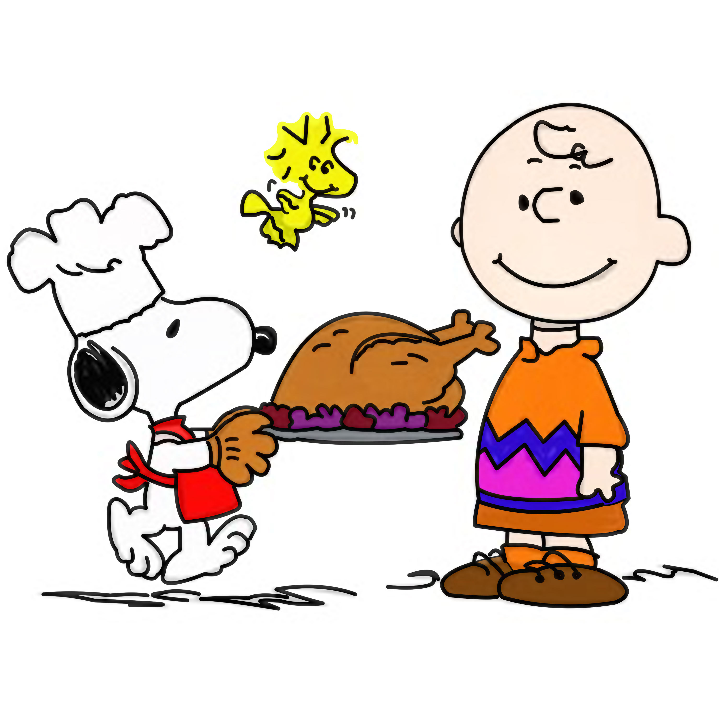 Charlie Brown Thanksgiving Clip Art - Cliparts.co