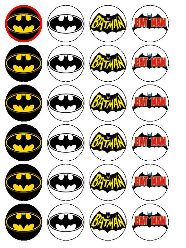 Batman Cake Template Cliparts Co