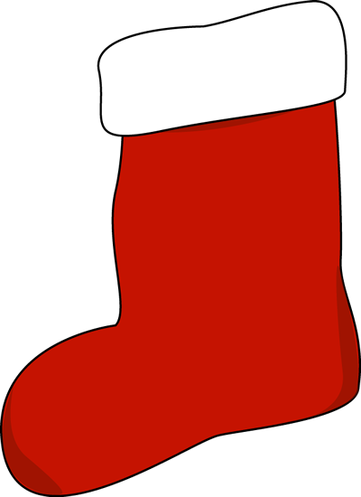 Christmas Stocking Image - ClipArt Best