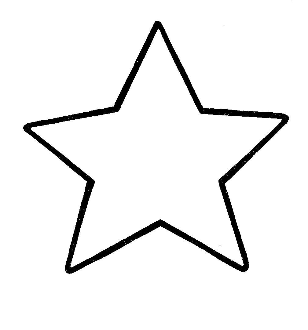 Shooting Star Clip Art Black And White | Clipart Panda - Free ...