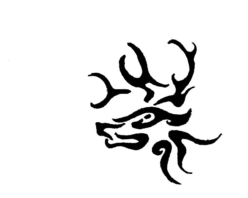 Deer tattoo drawn for brother - TexasBowhunter.com Community ...