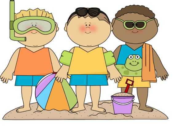 Summer Pics For Kids - Cliparts.co