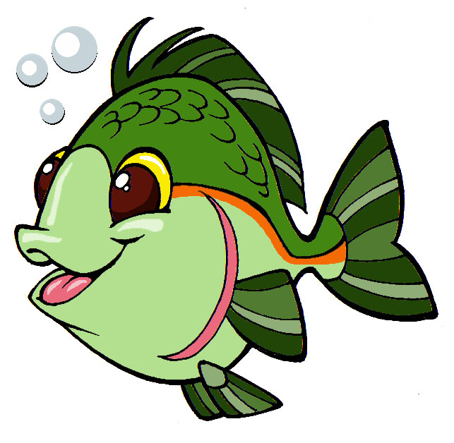 Clipart Fish Outline | Clipart Panda - Free Clipart Images