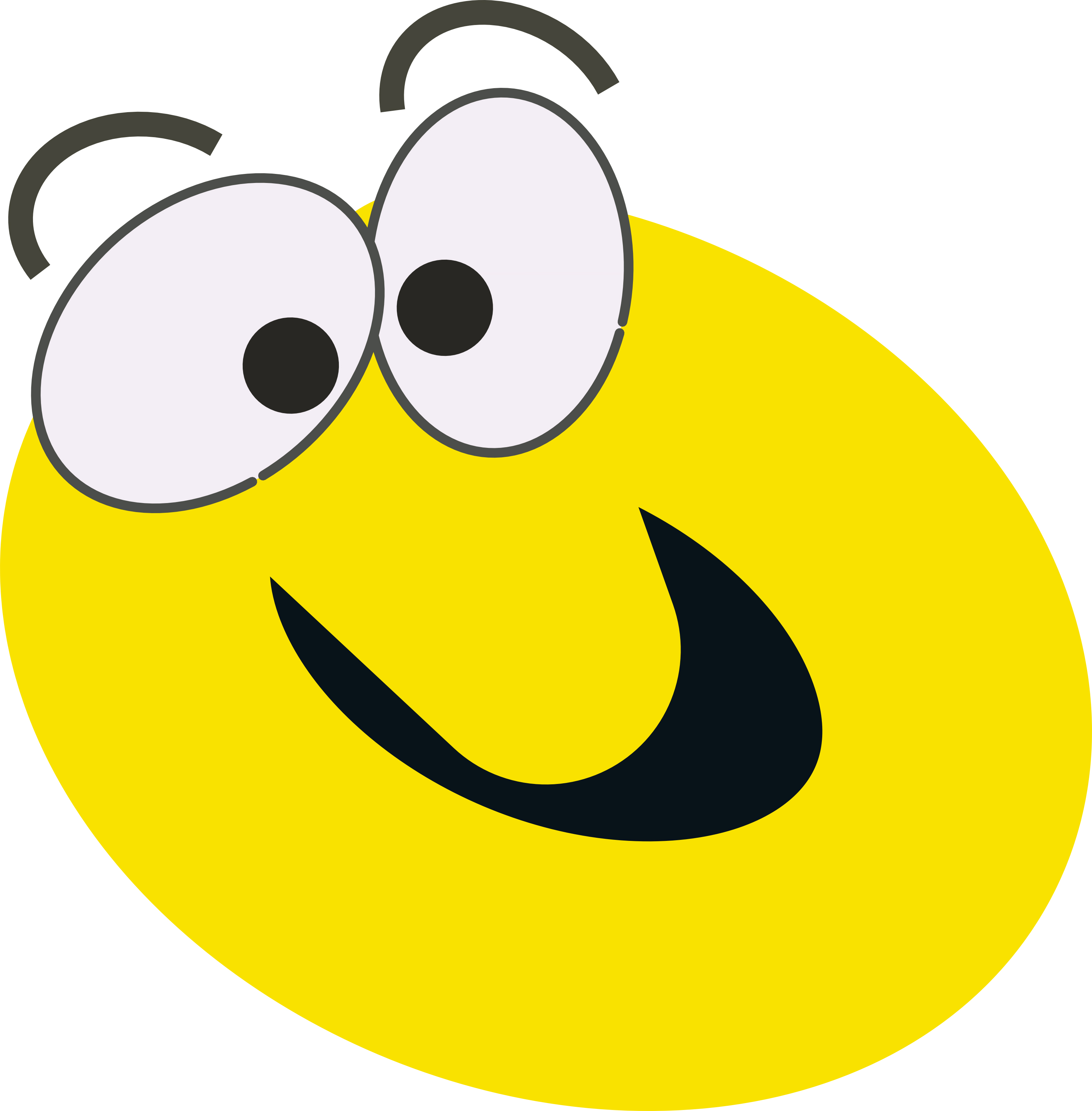 Cartoon Smiling Face - ClipArt Best