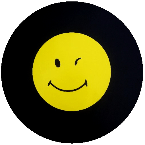 Winking Smiley Face Tire Cover, Winking Smiley Face Spare Tire ...