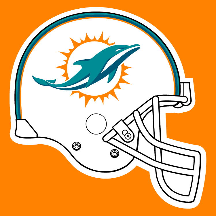 ColorWerx: Miami Dolphins (NFL) 2013 sRGB-Optimized Graphics