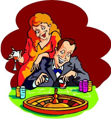 Gambling clipart images