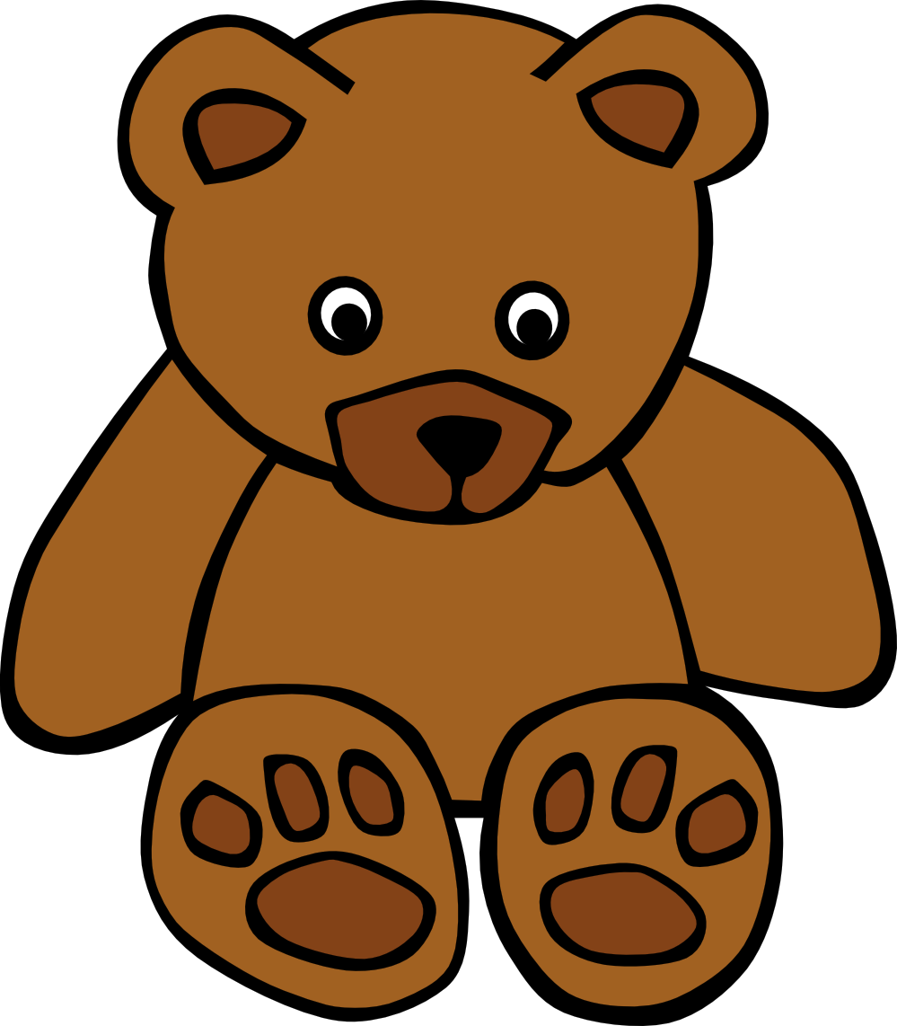 Teddy Bear Clip Art | Clipart Panda - Free Clipart Images