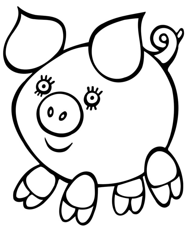 easy drawings for kids simple drawings for kids - Easy Drawing Pictures For Kids