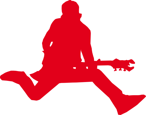 Rock Guitar Clipart - ClipArt Best
