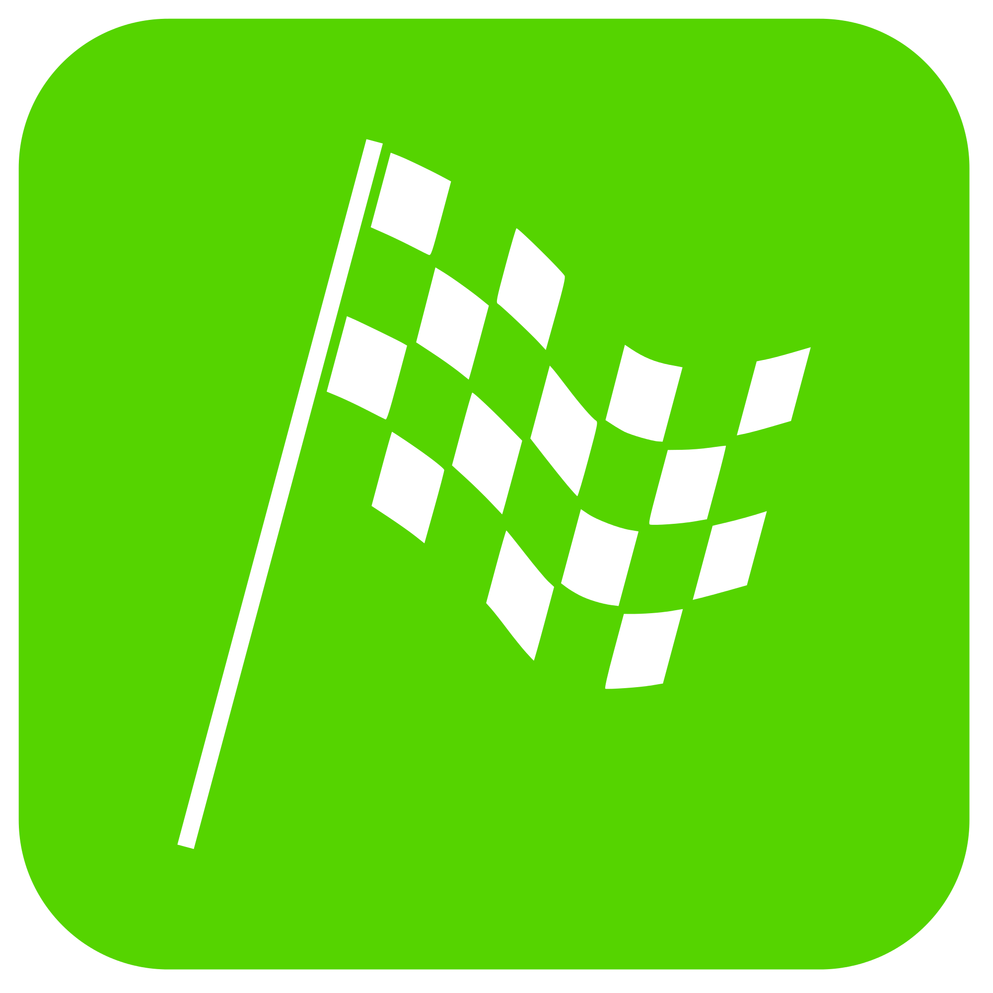 Checkered Flag Icon - Cliparts.co