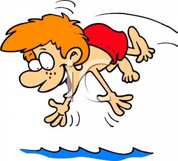 Free Swimming Clipart - Cliparts.co