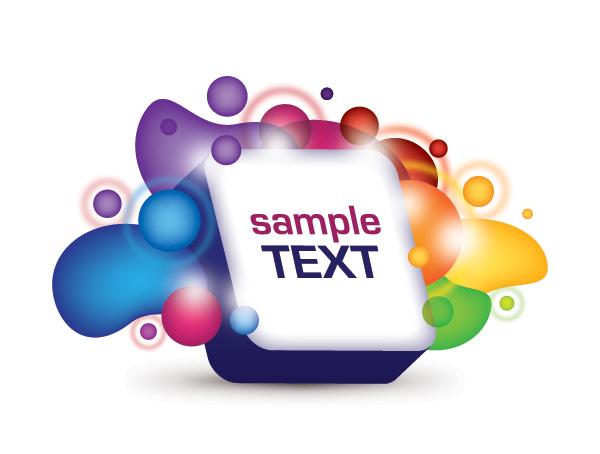 Text Box Clip Art