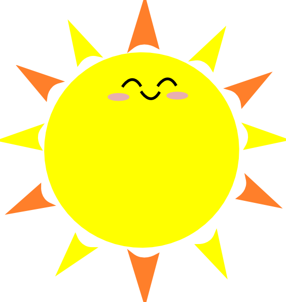 Cartoon Picture Of The Sun - Cliparts.co