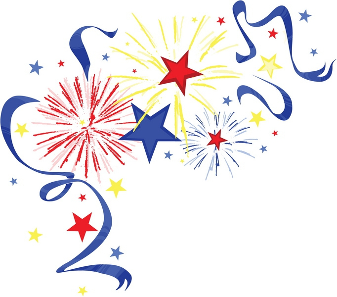 Clip Art Free Images 4th Of July
