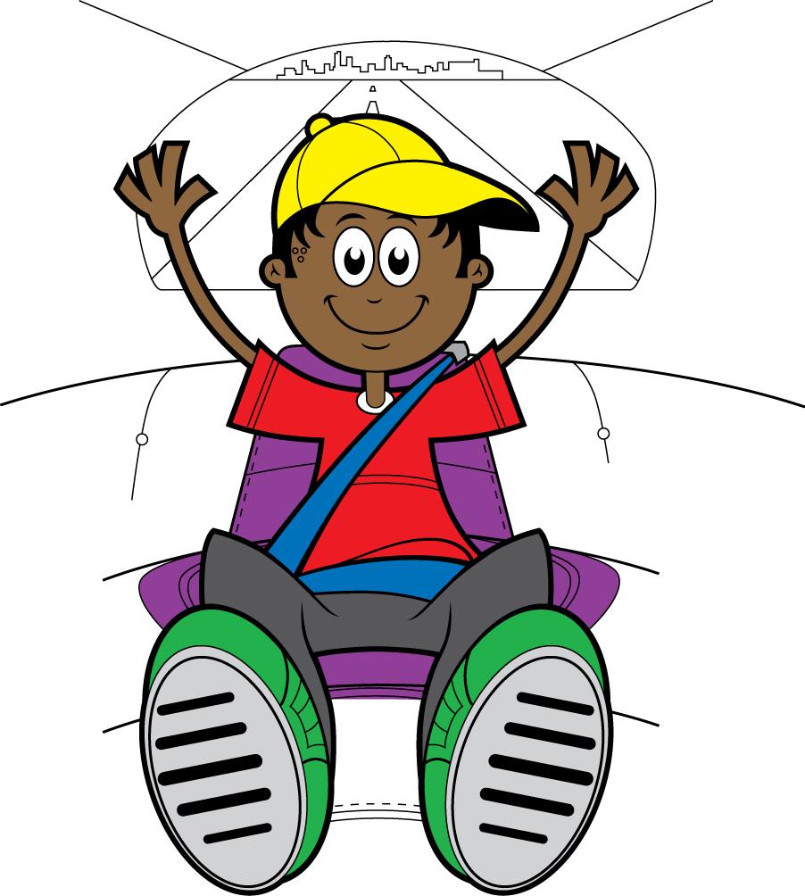 At  Can Kids Wear A Seatbelt