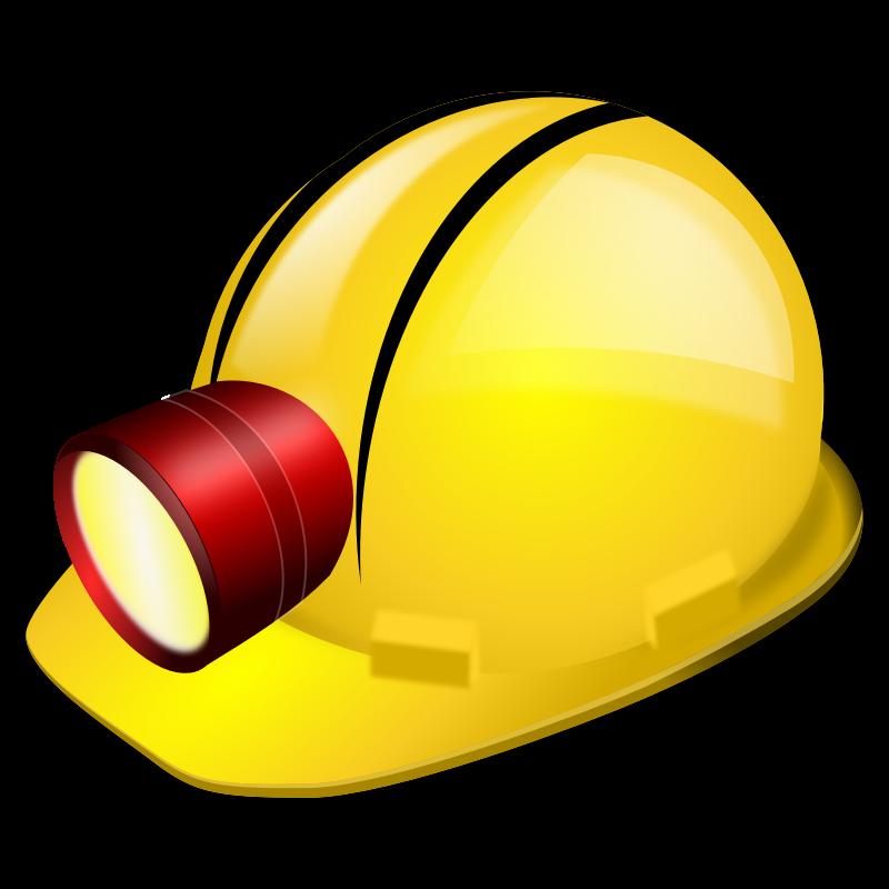 yellow hard hat clipart - photo #50