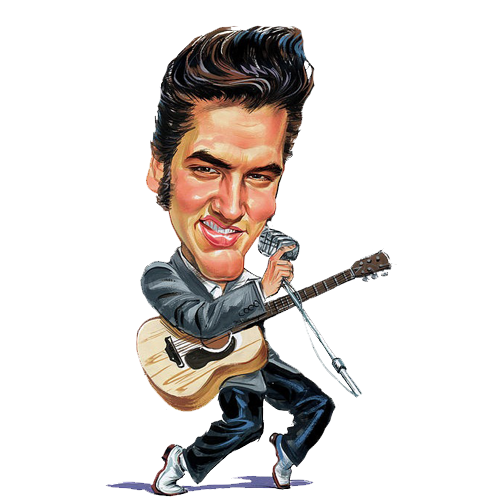 Free to Use & Public Domain Elvis Presley Clip Art
