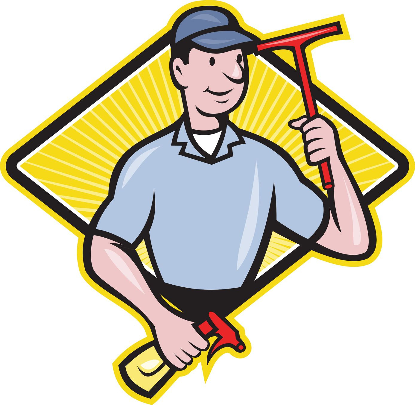 Window Cleaning Clip Art - Cliparts.co