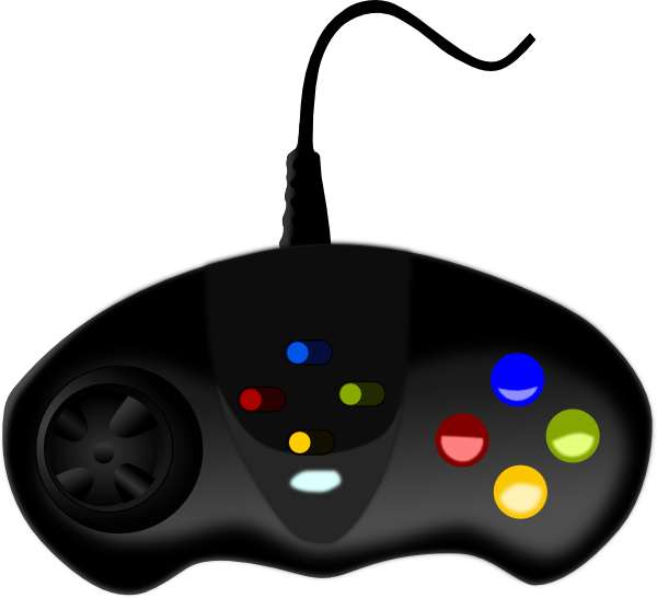 free clipart video game - photo #5