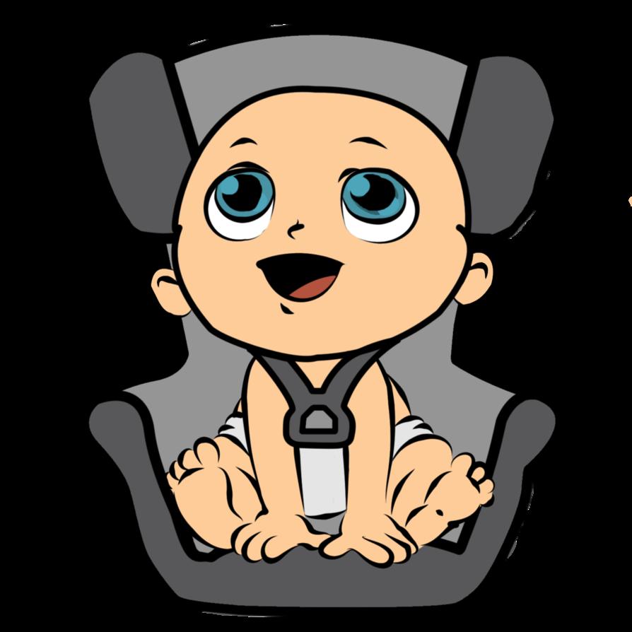 Картинки по запросу детское автокресло клипарт