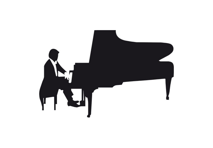 Piano Player Pictures - Cliparts.co