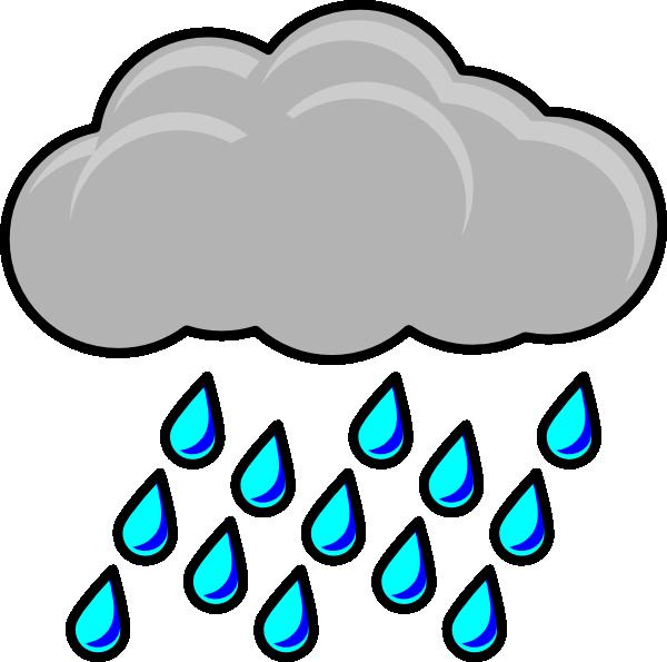 Rainy Day Clip Art: When It Rains Clipart